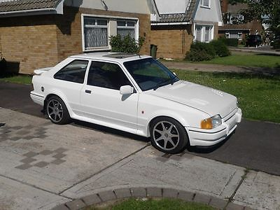 Ford Escort RS Turbo - http://www.fordrscarsforsale.com/3515