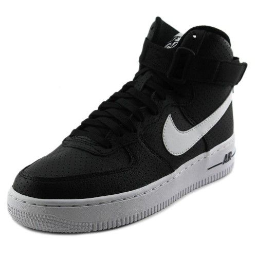 Nike Air Force 1 High Youth US 5.5 Black Basketball Shoe, Boy's, Size: 5.5 M US Big Kid