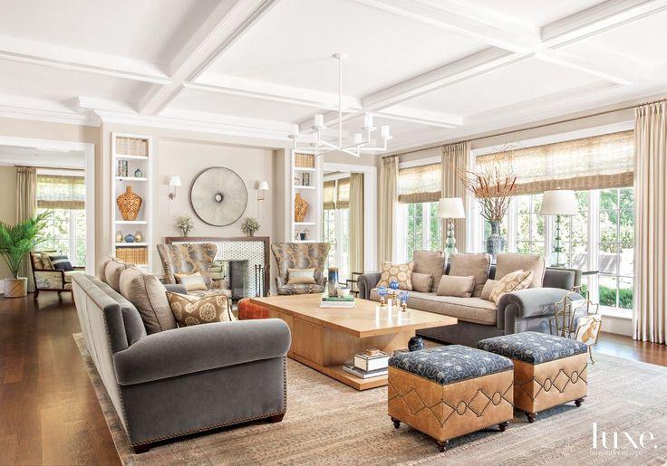 Interior Designer Martin Horner New Traditional Living