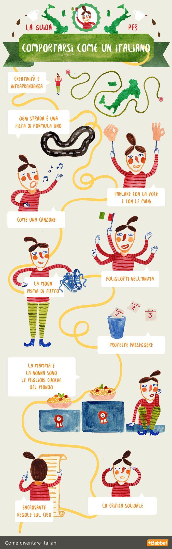 Come diventare italiani in 10 tappe - Babbel.com