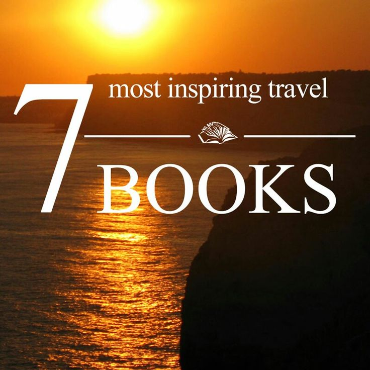 Most inspiring travel books. Start read it now, and make your own travel plans! blondeonholidays.com