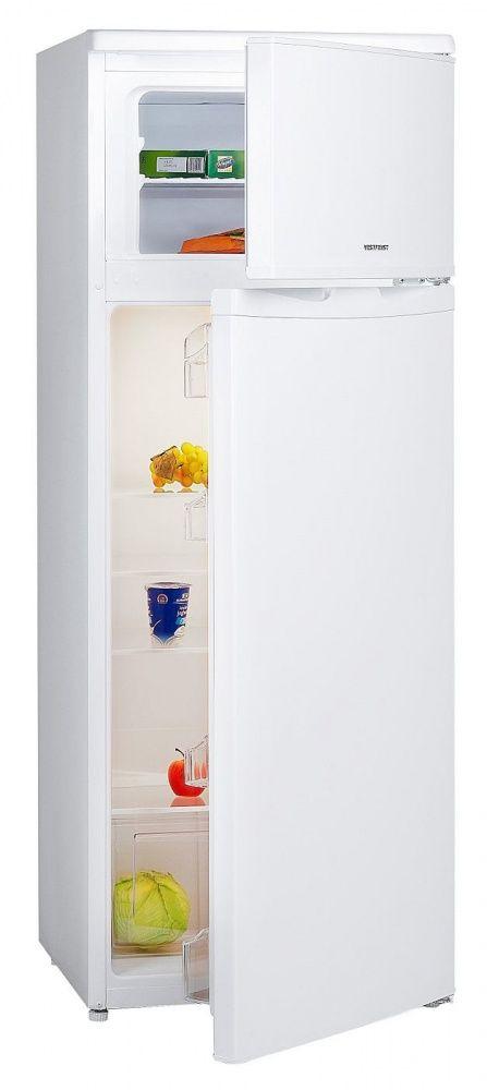 Der Vestfrost Topfreezer überzeugt Mit Einem Kleinen Gefrierfach Und Mehr  Platz Für Die Kühlung. Und Oben über Den Kühlschrank Passt Immer Noch Eine  ...
