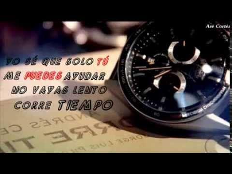 Andres Cepeda - Corre Tiempo - Letra