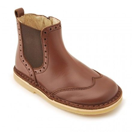 Bugsy Brown Leather Boys Classic Boots - Boys Boots - Boys Shoes http://www.startriteshoes.com/boys-shoes/boots/bugsy-brown-leather-boys-classic-boots
