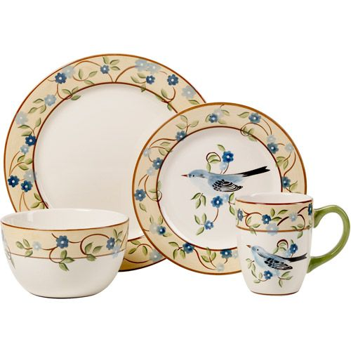 Wal-Mart now carrying Pfaltzgraff dinnerware and cutlery. May need to  sc 1 st  Pinterest & 19 best Pfaltzgraff various images on Pinterest | Cutlery Dinner ...