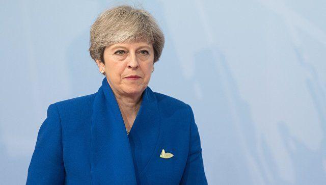 Британские сми сообщили о возможном уходе с поста премьера  Терезы Мей