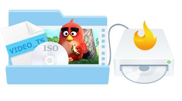 Copy DVD to DVD, to ISO, Make DVD Backup with WinX DVD Copy Pro