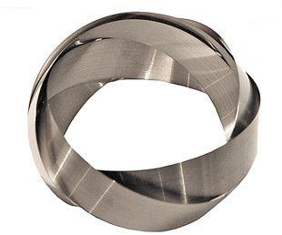 mech> Mobius náramek z nerezové oceli (velký) Eva Eisler