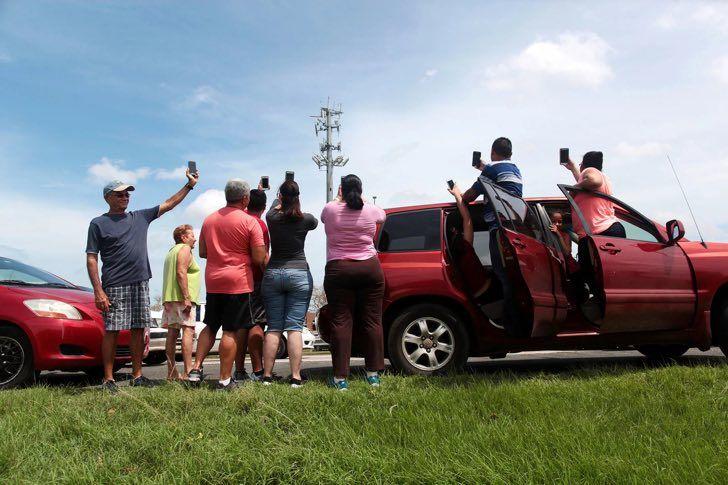 15 devastadoras imágenes de Puerto Rico tras el paso del huracán María. Parece el fin del mundo