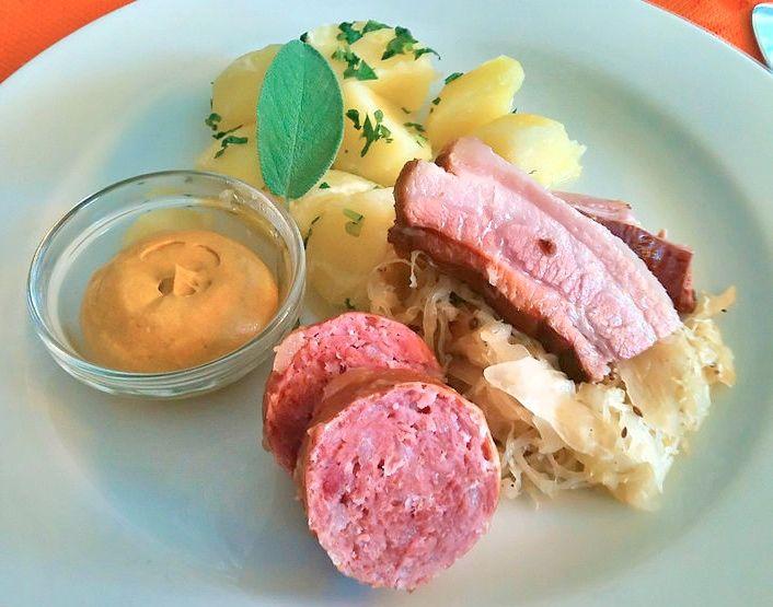 Top 10 Swiss foods: Berner Platte