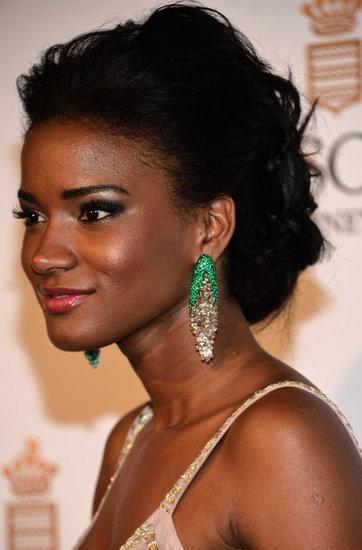 lavishing earrings