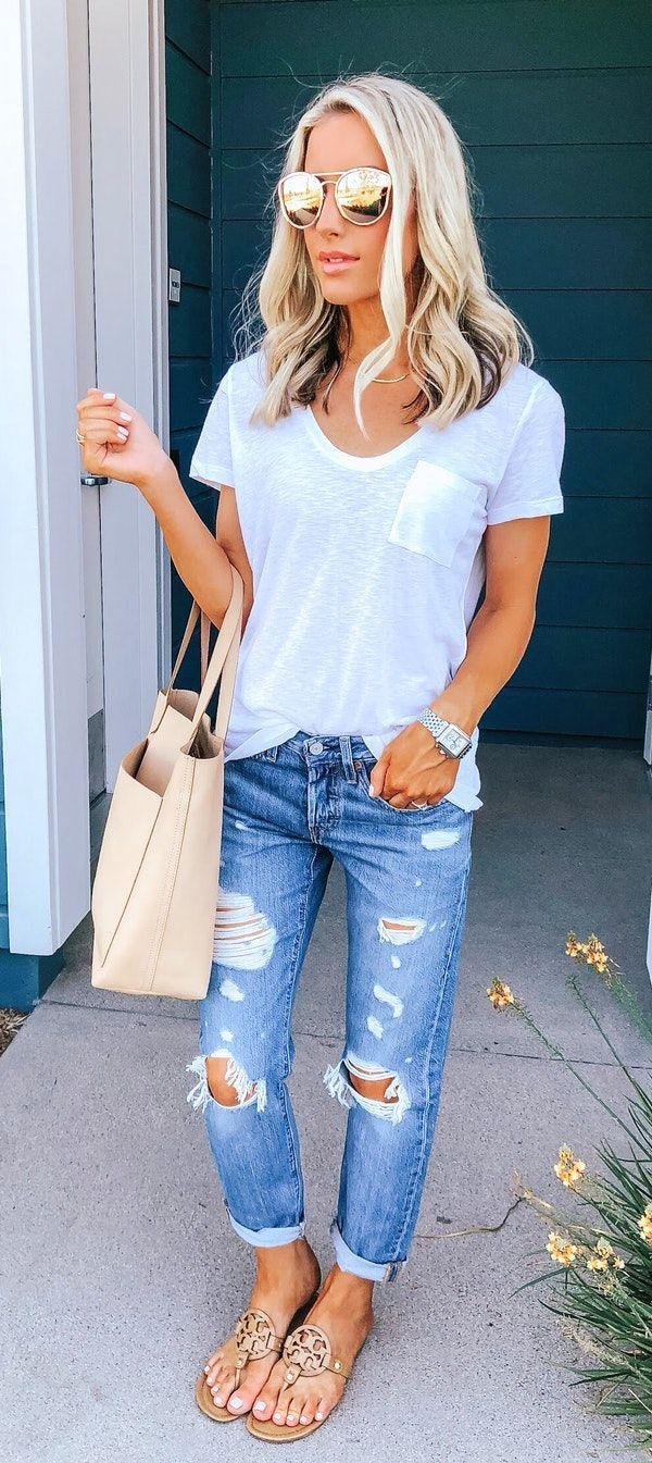 10+ Elegant Summer Outfits To Copy ASAP – Kristen Dorth