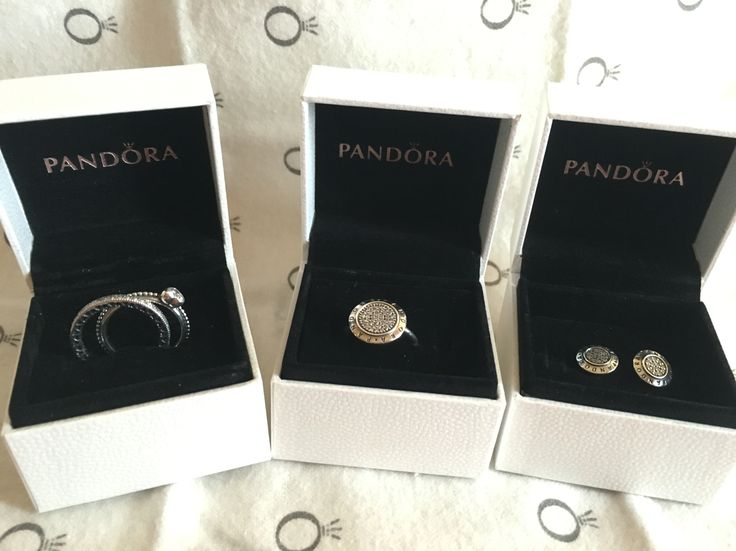 Pandora Collection because one or two is not just enough.  #happymoments