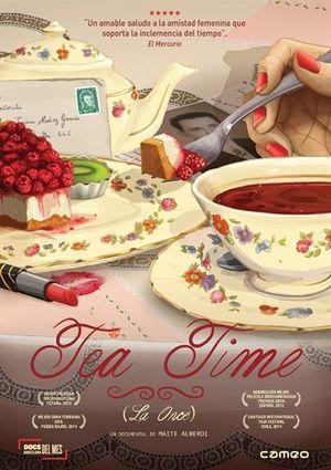 """""""TEA TIME"""" Maite Alberdi"""