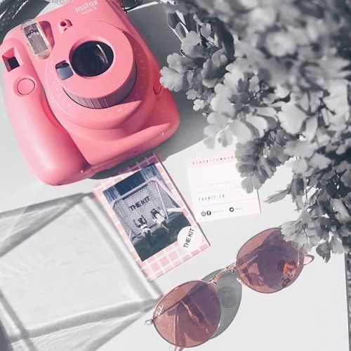 Were feeling your pink vibes @styleandabove   Pretty memories of that time we almost broke the pink swing set @hionfashion #styleandabove #myinstax #mini9 via Fujifilm on Instagram - #photographer #photography #photo #instapic #instagram #photofreak #photolover #nikon #canon #leica #hasselblad #polaroid #shutterbug #camera #dslr #visualarts #inspiration #artistic #creative #creativity