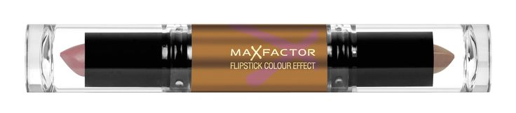 Max Factor Flipstick Color Effect Lipstick for Women, # 40 Melody Brown. Flipstick color effect # 40 melody brown was launched by the design house of Max Factor. It is recommended for daily use; Please store in a cool dry place. 1 piece lip stick.