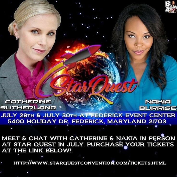 @catherine_sutherland  and @nakiaburrise will be at Federick Event Center in July 29th & 30th. You can.Purchase your tickets at  http://www.starquestconvention.com/tickets.html  Follow @catherine_sutherland Follow @nakiaburrise  #beatmaticartwork #beatmaticsupports #trentonnjpromoter #powerrangers #mightymorphinpowerrangers #mightymorphin #mightymorphing #mmpr #powerrangerszeo #powerrangersturbo #itsmorphingtime #pinkranger #yellowranger #pinkrangerkat #teamnakiab #teamkittykat…