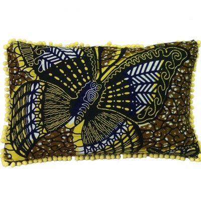 Papillon Cushion front