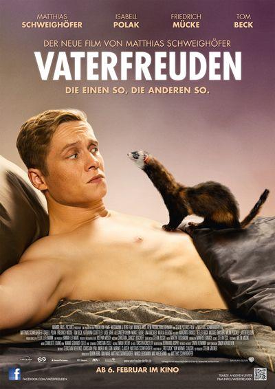 """I want to see this!!! """"Vaterfreuden"""" von Matthias Schweighöfer."""