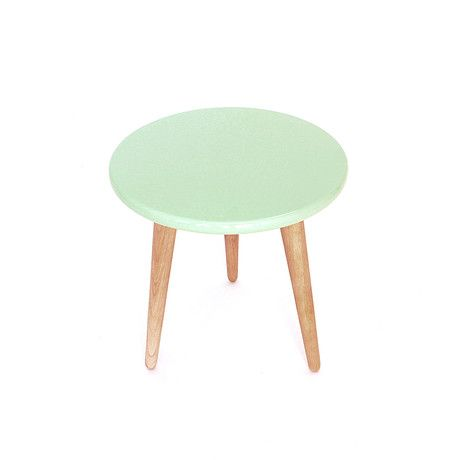High Lacquer Stool, comes in seven colors, $60, by Mili Design NYC !!
