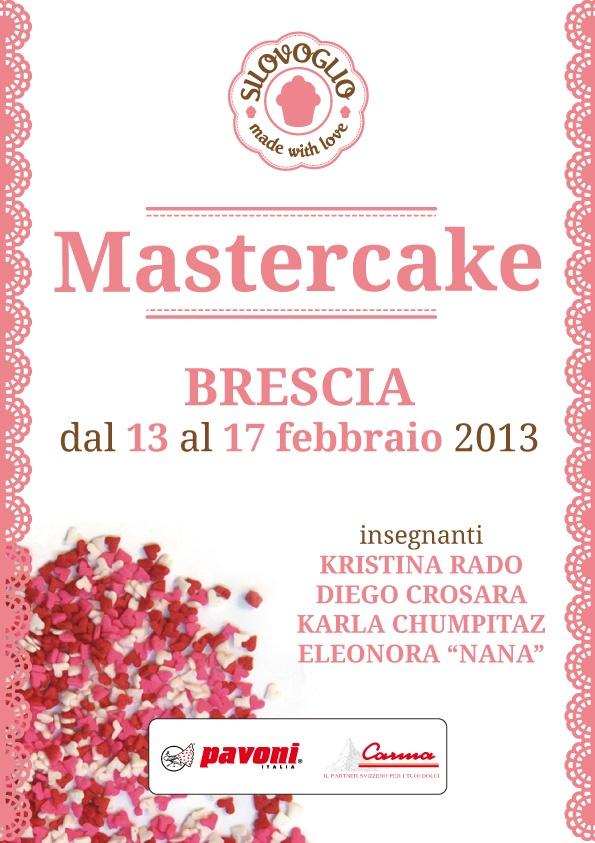 Professional- III MasterCake Class  con Nana, Karla Chumpitaz, Diego Crosara, Cristina Rado