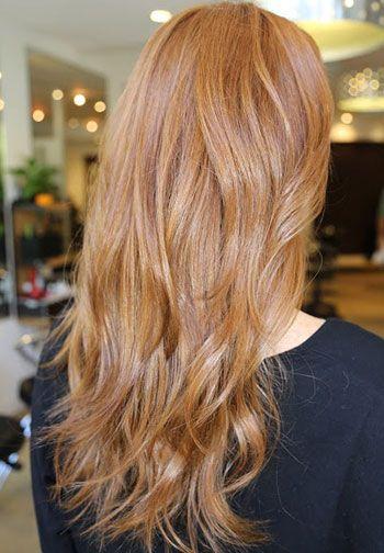 25 Best Ideas About Copper Blonde Hair On Pinterest