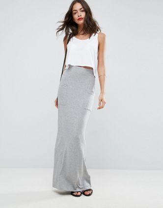 Юбки   Юбки макси и мини, джинсовые юбки, юбки-карандаш   ASOS