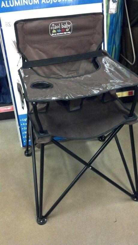Lovely @ॐ Sondra Etter ॐ Brady Camping High Chair Gallery