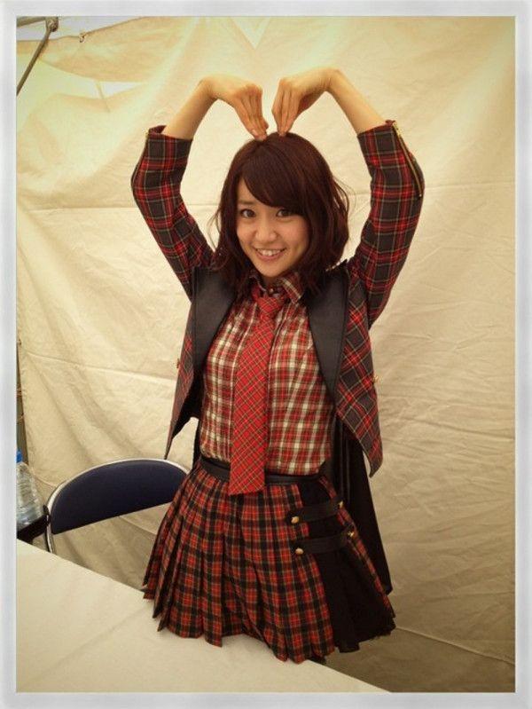 優子 #AKB48