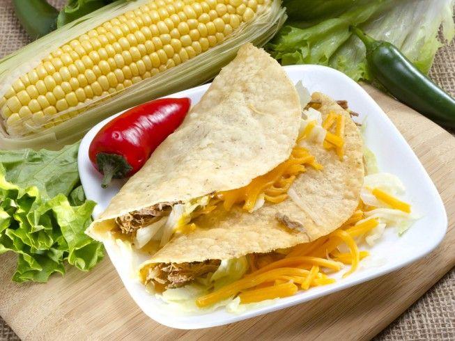 Taco Shells #recipes #food #drink #cuisine #boissons #recettes