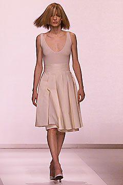 Strenesse Fall 2001 Ready-to-Wear Fashion Show - Natasa Vojnovic