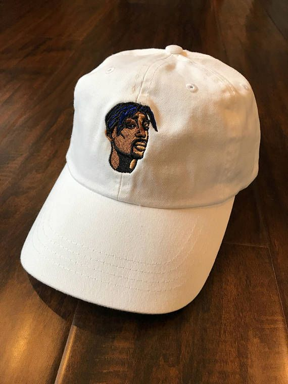 f2e7590ec84 TUPAC CAP Hip-Hop Legendary Icon 2PAC embroidery Dad Hat