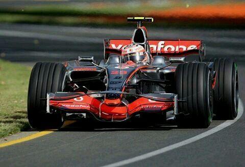 Heikki Kovalainen McLaren MP4-23 Mercedes-Benz FO 108V () 2008 Australian Grand Prix - https://www.luxury.guugles.com/heikki-kovalainen-mclaren-mp4-23-mercedes-benz-fo-108v-2008-australian-grand-prix/