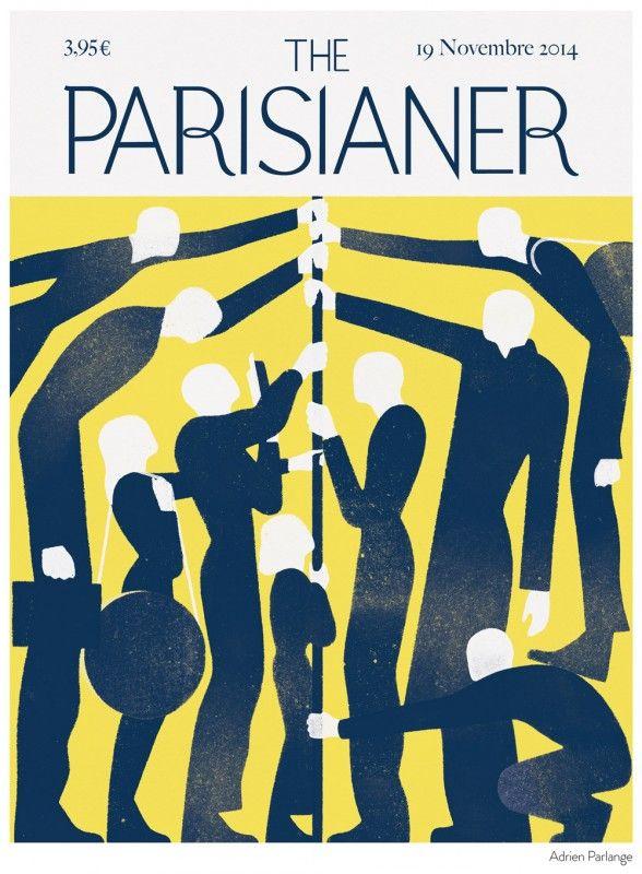 parisianer 04 588x800 The Parisianer  design art