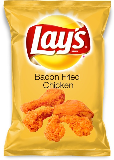 Bacon Fried Chicken