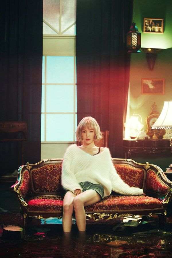 Girls' Generation's Taeyeon reveals teaser image for her upcoming signles