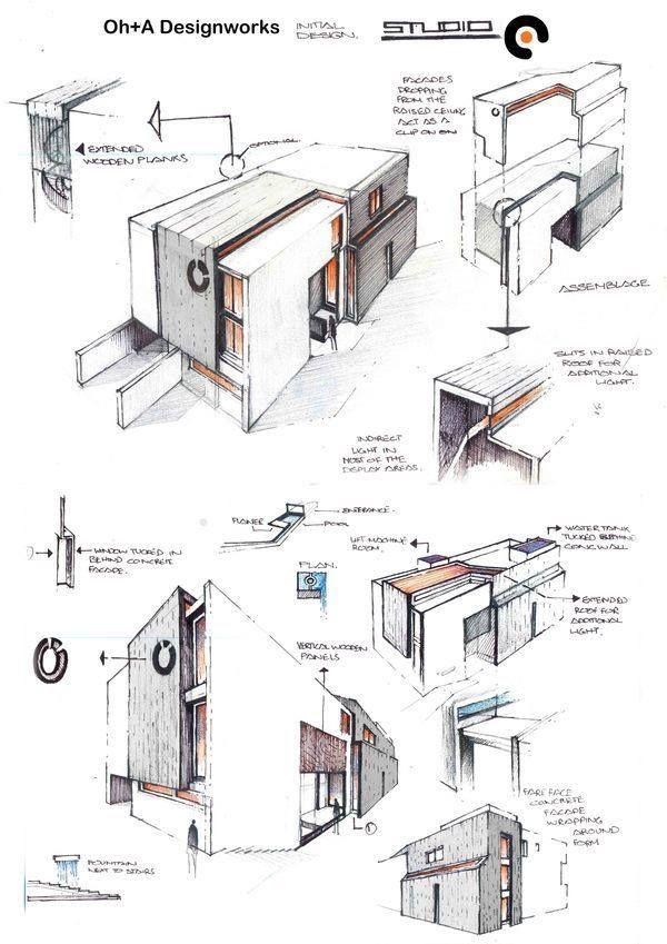93 best sketchs for spaces images on Pinterest Artist sketchbook