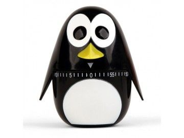 Minuteur Pingouin