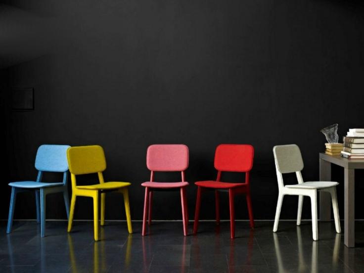 Felt Chair By Delo Lindo For Ligne Roset. 2012.