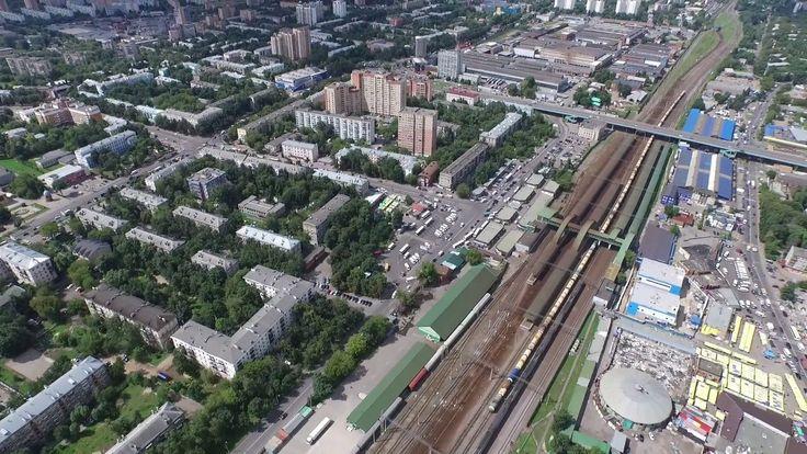 люберцы,станция,лето,2015,год,рынок,вокзал,мост,торговый центр,