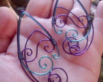 Elf Ear Cuff, Elf Ears, Ear Cuff, Elf Ear Cuffs, Elf Ear, Cosplay, Fairy Ears, Wire Elf Ears, Ear Cuff Elf