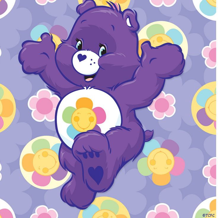 Pin by nadine on care bears care bears bear wallpaper - Care bears wallpaper ...