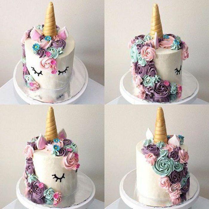 ▷ 1001 + ideias para uma decoração original de bolo de aniversário de menino
