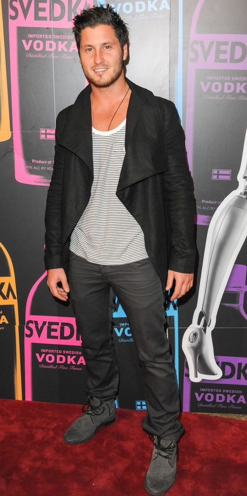 Valentin Chmerkovskiy.....i Dont Know Who He Is, But Id