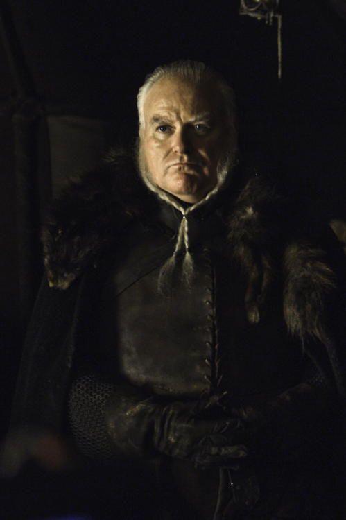 Ron Donachie as Ser Rodrik Cassel (Credit: HBO/Helen Sloan)
