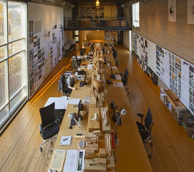 13 best images about studio space on pinterest le for The space studio architects