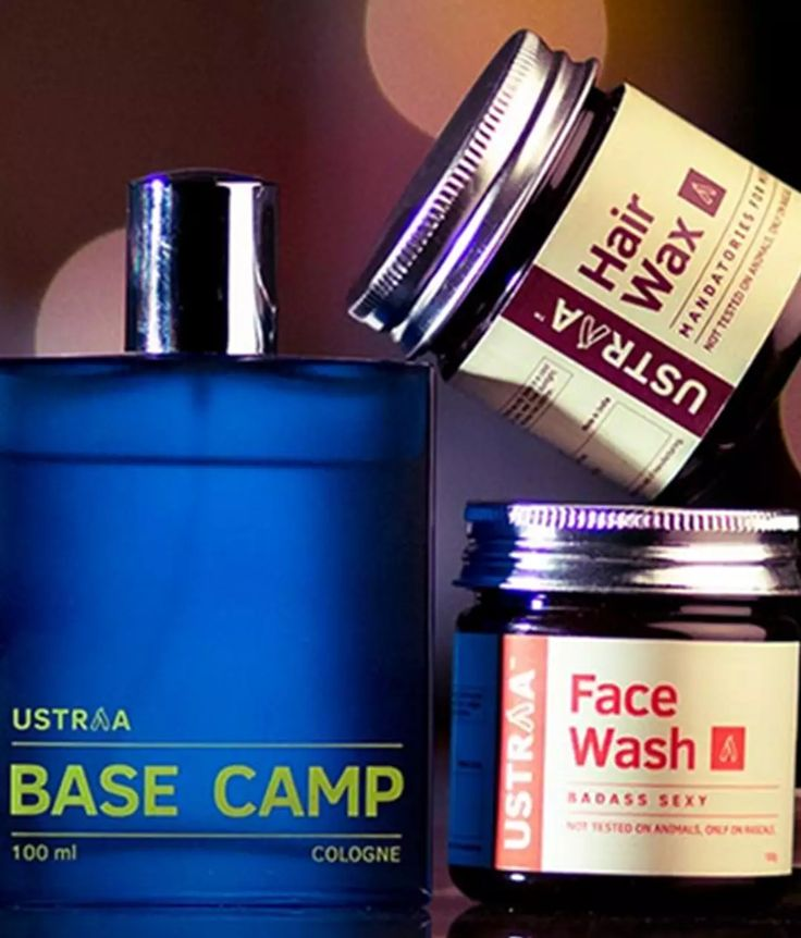Ustraa on SummerLabel. Men, Accessories. Fashion, Lifestyle Store. A range of grooming products for men.
