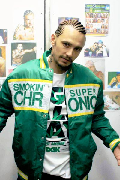 OC X SPRING BREAKERS: AN INTERVIEW WITH JAMES FRANCO IN CHARACTER AS ALIEN - OPENING CEREMONY