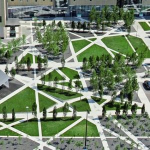 Scholars' Green Park by gh3 « Landezine | Landscape Architecture Works