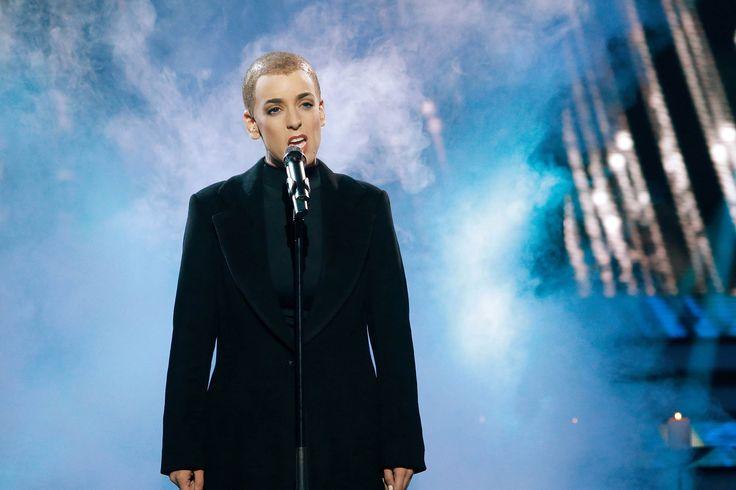 Gala 4 - Ruth Lorenzo imita a Sinéad O'Connor